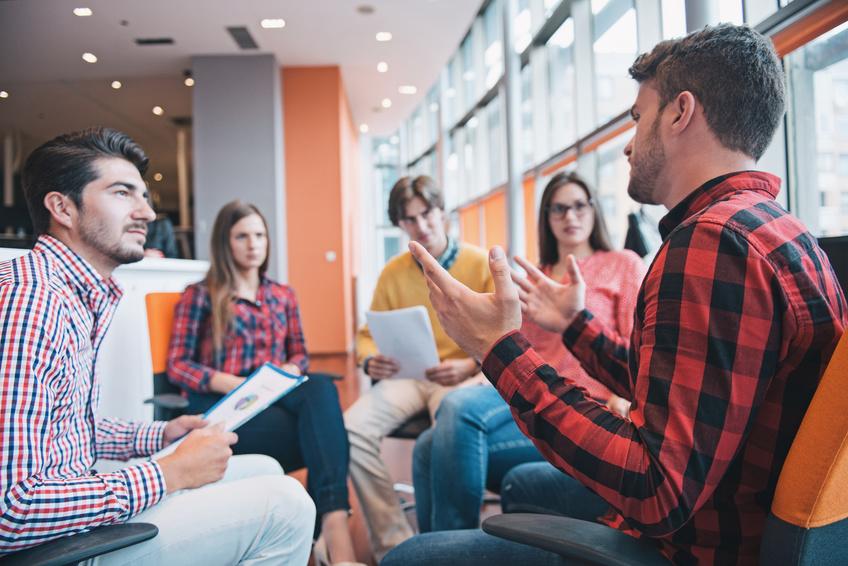 Coworking für Mitarbeiter und Teams bestehender Unternehmen